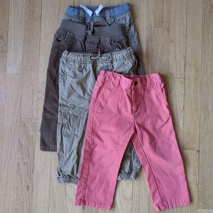 24 Months Pants Bundle